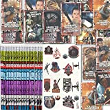 Star Wars 16 Valentines, 16 Pencils and 16 Temporary Tattoos | Valentines Day Classroom Exchange Gift ...