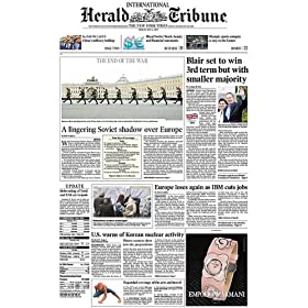 l Herald Tribune - 6 Issues/Week (Mon-Sat): Amazon.com