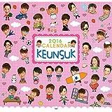 チャン グンソク 壁掛け カレンダー( キャラクター ) 2016年 (平成28年) + ブロマイド
