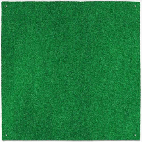 Outdoor Turf Rug - Green - 10' x 10' - Several Other Sizes to Choose from Starting at $49.00