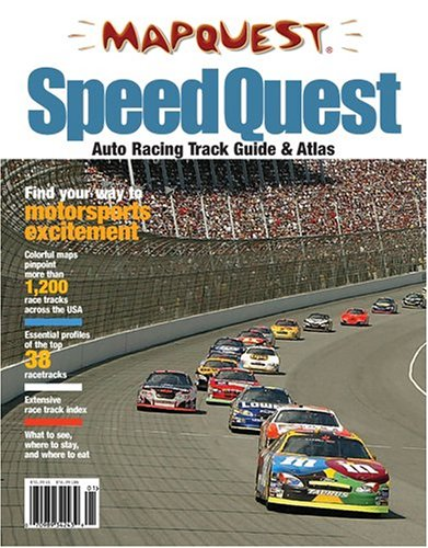 Speed Quest: Auto Racing Track Guide and Atlas