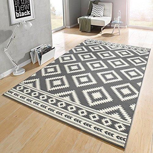 designer-velours-teppich-ethno-grau-creme-102410-grosse80x150