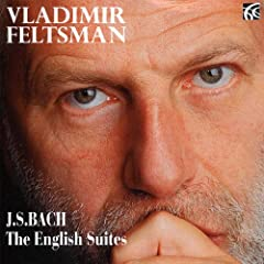 English Suite No. 2 in A minor, BWV 807: Allemande: Allemande
