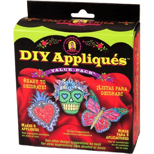Crafty Chica DIY Appliqués Value Pack