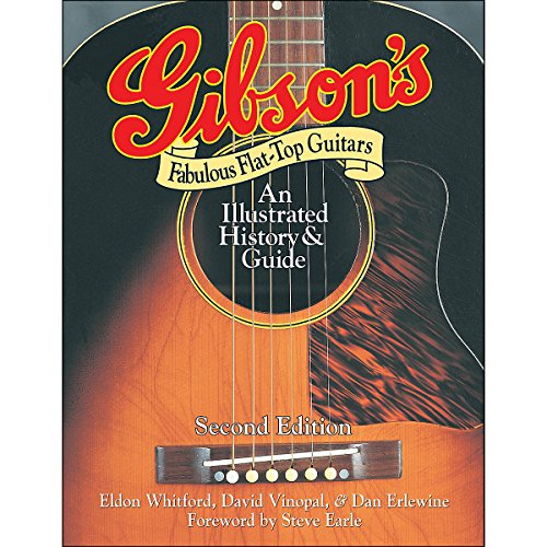 Illustrated Book Cover Guitar : Galleon gibsons fabulous flat top guitars an illustrated