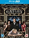 The Great Gatsby [Blu-ray 3D + Blu-ra...