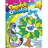 Colorbok Makit and Bakit Suncatcher, Tree with Bird by Colorbok