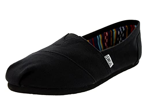 TOMS Women's Classics Canvas Slip-On