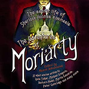 The Mammoth Book of the Adventures of Moriarty Audiobook