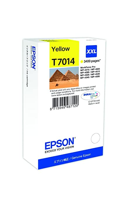 EPSON cartouche jaune XXL C13T701440