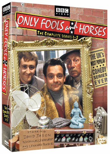 Sale alerts for BBC Home Entertainment Only Fools and Horses: The Complete Series 1-3 - Covvet