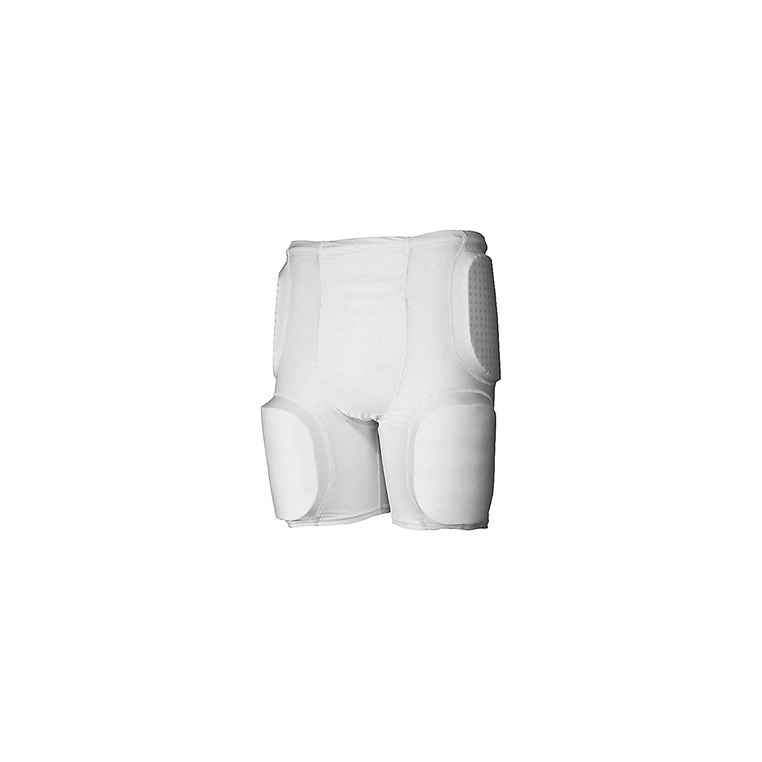 rawlings-youth-5-pad-integrated-football-girdle-white