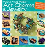 "Making Mixed-Media Art Charms & Jewelryvon ""Peggy Krzyzewski"""