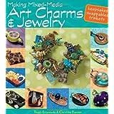 """Making Mixed-Media Art Charms & Jewelryvon """"Peggy Krzyzewski"""""""