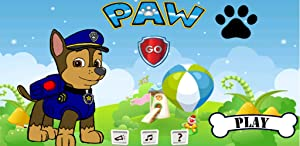 Paw Puppy Go !! by childrengames