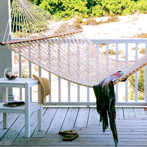 Presidential Double Original Cotton Rope Hammock – Pawleys Island