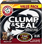 Arm & Hammer Clump and Seal Multi-Cat...
