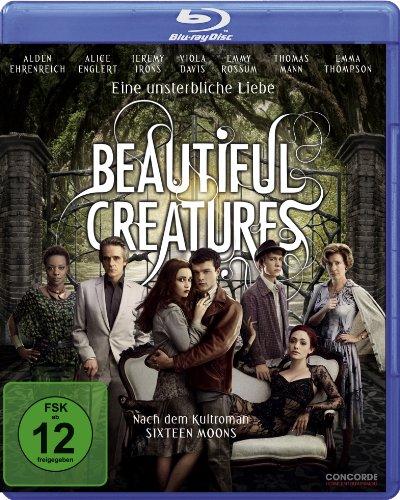 Beautiful Creatures - Eine unsterbliche Liebe [Blu-ray]