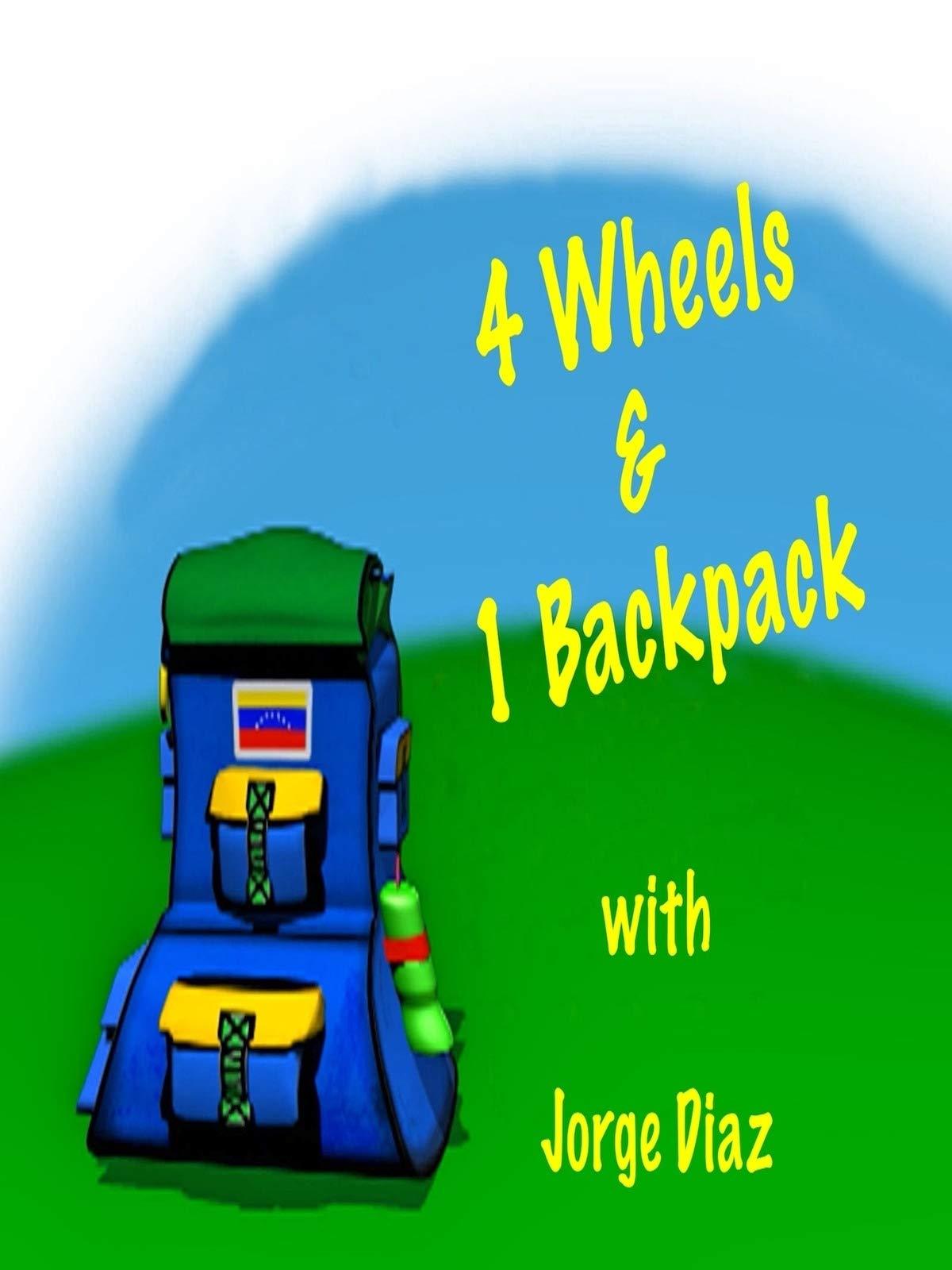 4 Wheels & 1 Backpack (El Delta del Orinoco)