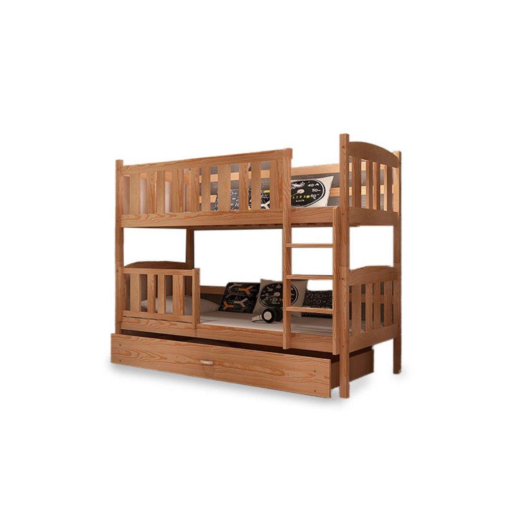 Kinder Bett Etagenbett Kinderbett Kinderzimmerbett 2 Personen Kiefer neu günstig bestellen
