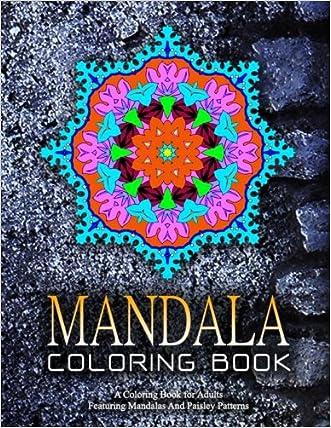 MANDALA COLORING BOOK - Vol.12: adult coloring books best sellers for women (Volume 12)