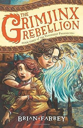book cover of The Grimjinx Rebellion