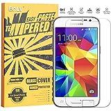 J2 Screen Protector, Galaxy J2 Glass Screen Protector, E LV Samsung Galaxy J2 ANTI-SHATTER Tempered Glass Screen...