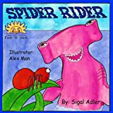 kids books:SPIDER RIDER:Bedtime stories(values)Picture Book for preschool children ages 4-8(action Adventure)funny humor(kids picture ebooks)shark(childrens ... / beginner eBooks Animals collection 3-8 1)