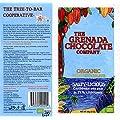 Grenada Chocolate Company Salty-licious 71% Organic Dark Chocolate