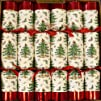 6 X 12″ English Christmas Crackers Fr…
