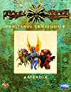 Monstrous Compendium Appendix (Planescape) (Advanced Dungeons & Dragons, 2nd Edition, Accessory/2602)