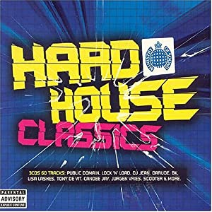 Various artists ministry of sound hard house classics for House classics album