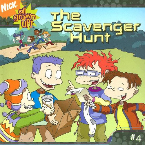The Scavenger Hunt (All Grown Up (8x8))