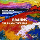 Brahms: Piano Concertos [Stephen Hough, Mark Wigglesworth] [Hyperion: CDA67961]