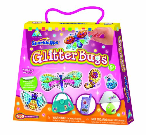 The Orb Factory Limited SparkleUps Glitter Bugs