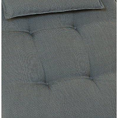SUN GARDEN Polsterauflage Sitzpolster Liegenauflage Inco Liege mit Kopfpolster 50089-51 von SUN GARDEN - Gartenmöbel von Du und Dein Garten