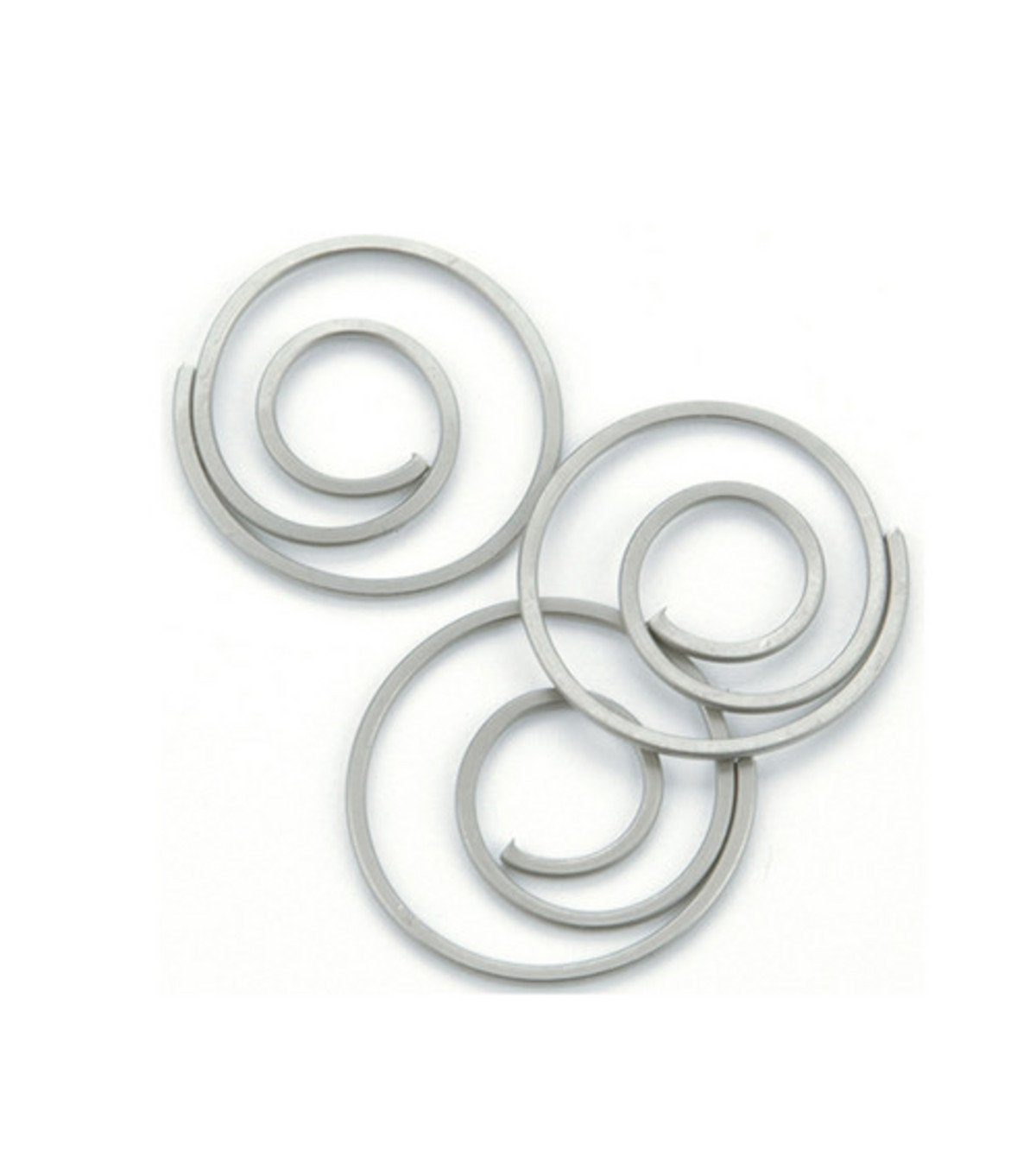 Spiral Clips 25/package
