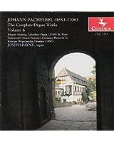 Pachelbel - Complete Organ Works Vol. 6