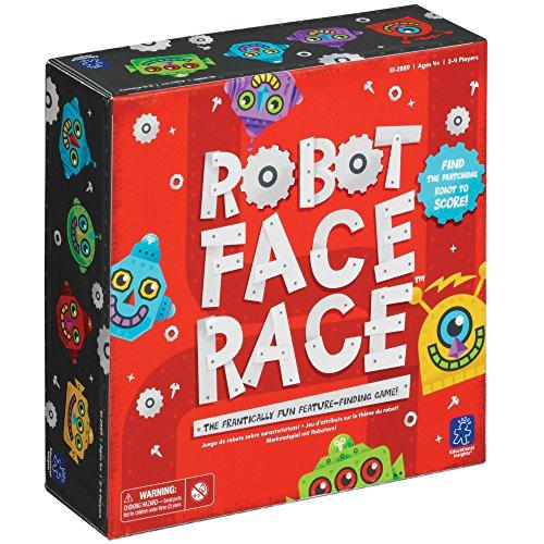 Educational Insights Robot Face Race Reviewmyrobot Com