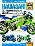 Kawasaki ZX750 ZXR750 ZXR750R ZX-7R ZX750H ZX750J ZX750K ZX750L ZX750M Ninja 1989-1996 Haynes Manual