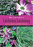 How to Get Started in California Gardening