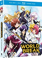World Break: Aria of Curse a Holy Swordsman - The Complete Series (Blu-ray/DVD Combo) by Funimation