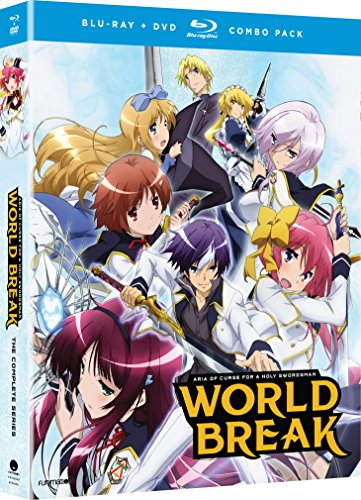 World Break: Aria of Curse a Holy Swordsman - The Complete Series (Blu-ray/DVD Combo)