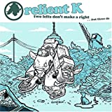 echange, troc Relient K - Two Lefts Don't Make a Right