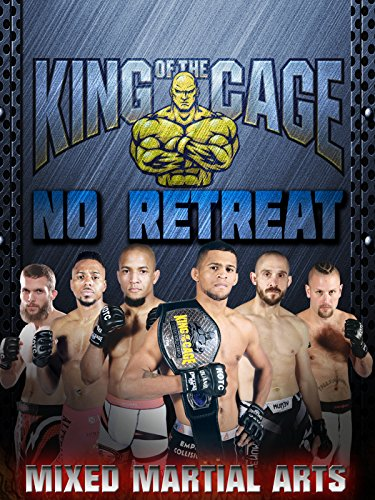 King of the Cage No Retreat on Amazon Prime Video UK
