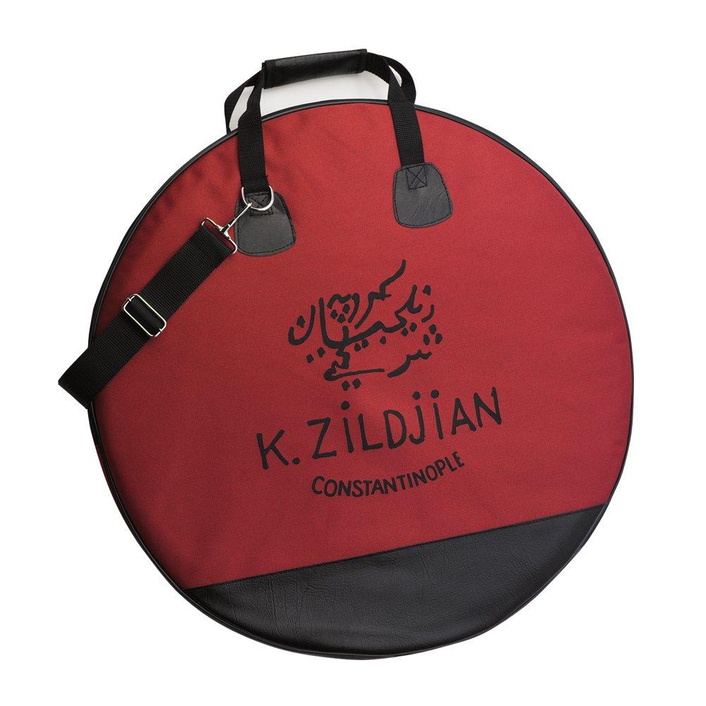 Zildjian P0726 22-Inch K Constantinople Cymbal Bag, Maroon zildjian 14 k hi hat
