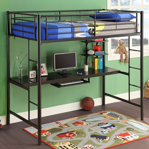 Teen Bunk Beds 9042 front