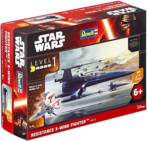 Revell-06753-Star-Wars-Resistance-X-Wing-Fighter
