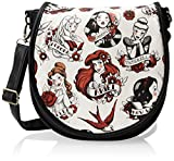 Disney Princess Tattoo Cross Body Bag