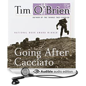 a book analysis of going after cacciato by tim obrien The going after cacciato community note includes chapter-by-chapter summary  and  by tim o'brien  the squad sees cacciato after a few days of walking and  lieutenant corson insists on going after him even though he is very sick.